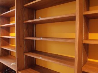 リノベ本棚