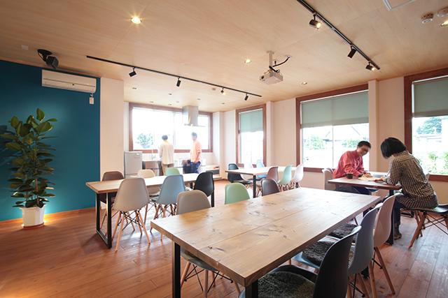 リノベーション_カフェのような空間_キッチン