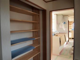 新築住宅収納_岡谷市サイト